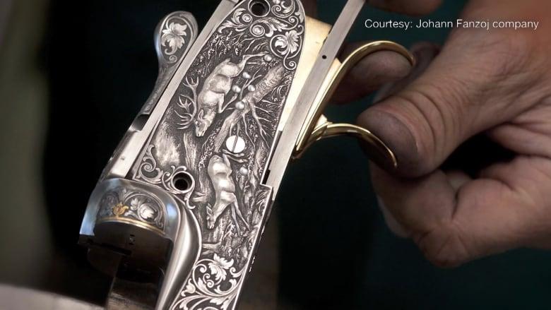 هل هذا السلاح هو حلم كل محبيّ جمع الأسلحة؟