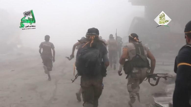 فيديوهات حصرية لـCNN من حلب: كسر الحصار وقلب الطاولة