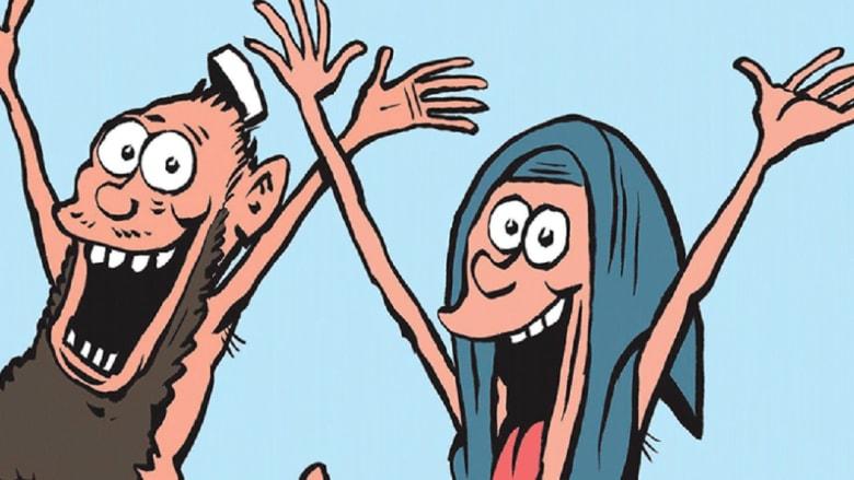 التهديدات بالقتل تتزايد ضد شارلي إيبدو إثر نشرها رسمًا مثيرًا لزوجين مسلمين