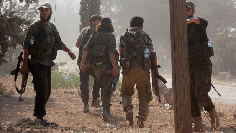 فصائل معارضة سورية تعلن اقتحام معمل الإسمنت في حلب.. والنظام يشن غارات جوية مكثفة