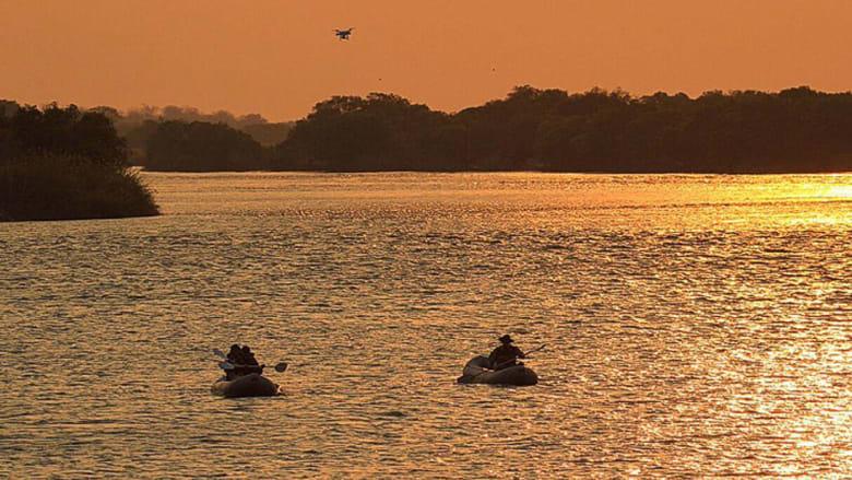على ضفاف نهر زامبيزي.. هنا يعيش أخطر حيوان في أفريقيا