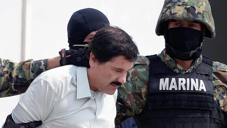 """مسلحون يختطفون ابن """"إل تشابو"""" من مطعم في المكسيك"""