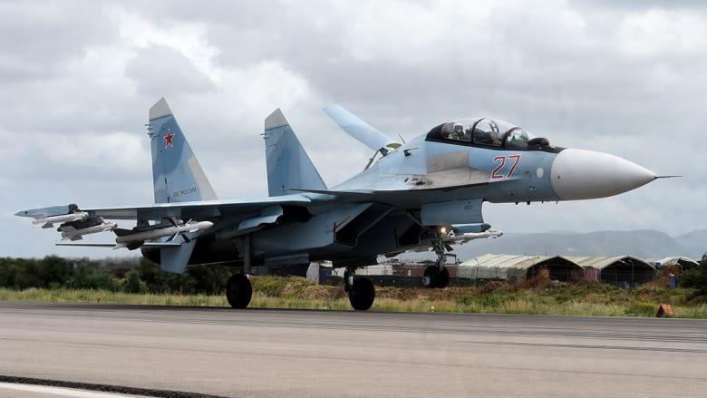 روسيا تقصف سوريا من إيران للمرة الثالثة.. وترحب باقتراح مبعوث الأمم المتحدة لإدخال مساعدات إلى حلب