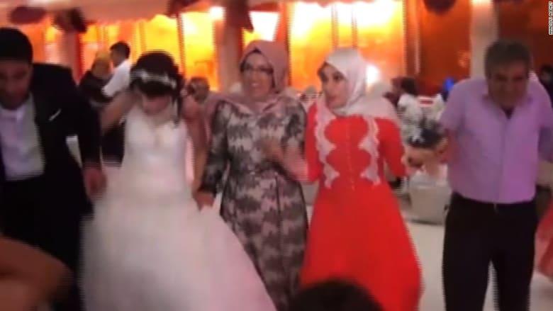 تفجيران انتحاريان يدمران زفافين في تركيا خلال أيام