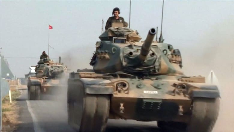ما هو هدف تركيا الأساسي من العمليات التي تشنها في سوريا؟