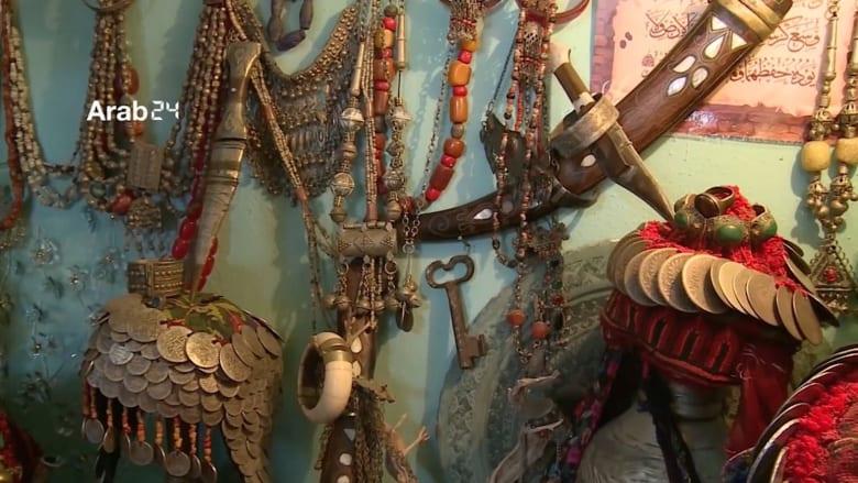 الفضة الفلسطينية.. عندما تسرد المجوهرات تاريخ شعوبها