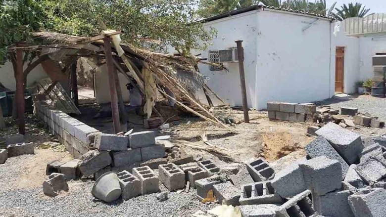 """مقتل طفل سعودي وإصابة 4 إثر قذيفة من اليمن.. والشهراني: ميليشيا """"الحوثي والمخلوع"""" تستهدف المواقع المدنية"""