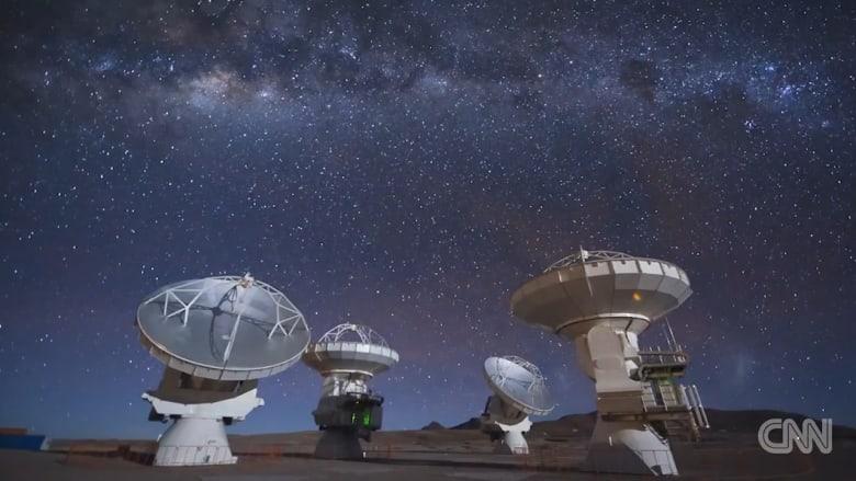 """""""إشارة قوية"""" من نجم مشابه للشمس تثير تكهنات بوجود مخلوقات فضائية"""