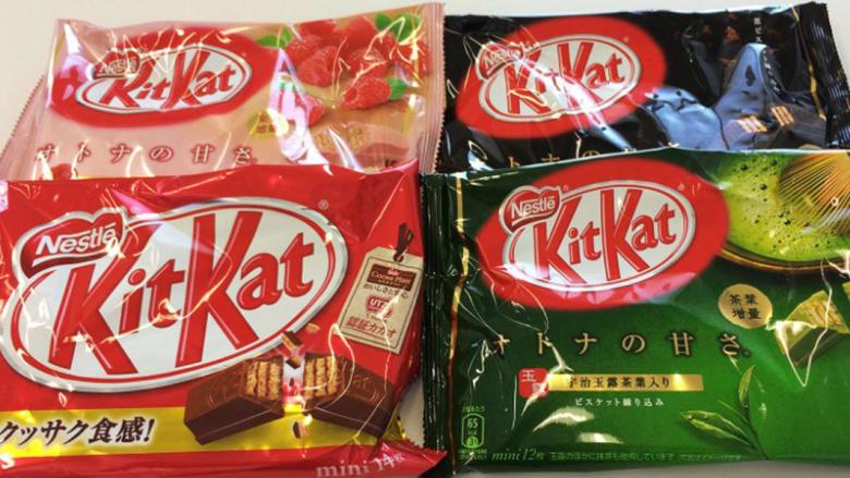 """شاهد جنون """"كيت كات"""" في اليابان"""