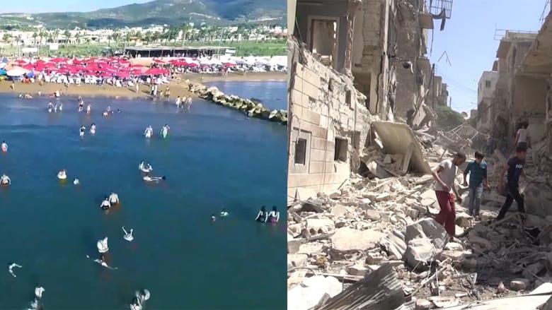 سوريا تسوق للسياحة بطرطوس.. مدينة يحميها الروس وسط الدمار