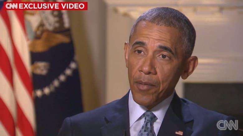 أوباما: على الصين أن تتحلى بمسؤولية أكبر وعلاقاتنا الأمنية مع تركيا لم تتغير