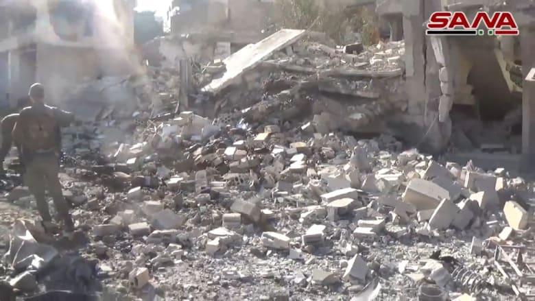 داعش يتبنى سلسلة الهجمات التي هزت عدة مناطق سورية