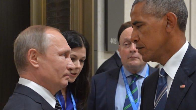بوتين: الاتفاق حول سوريا مع الولايات المتحدة قد يأتي خلال أيام