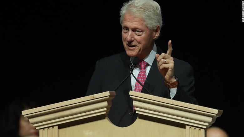 هل كانت سياسات بيل كلينتون عام 1995 مشابهة لدونالد ترامب حاليا؟