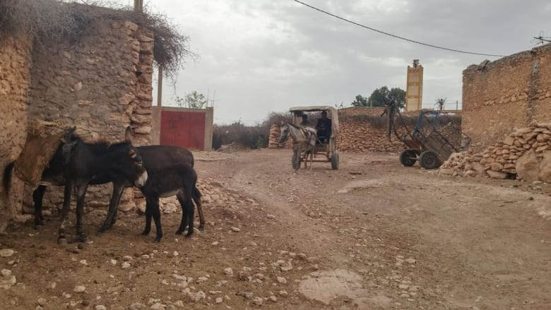 صور.. ساكنة تعاني لأجل توفير الماء في قرى مغربية
