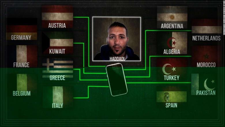شبكتنا تكشف الخبر أولاً.. مصادر لـCNN: لدى داعش شبكة متطورة لتنسيق الهجمات عبر أوروبا