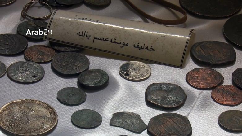 عراقي يحول منزله إلى متحف تاريخي بأكثر من 10 آلاف قطعة أثرية