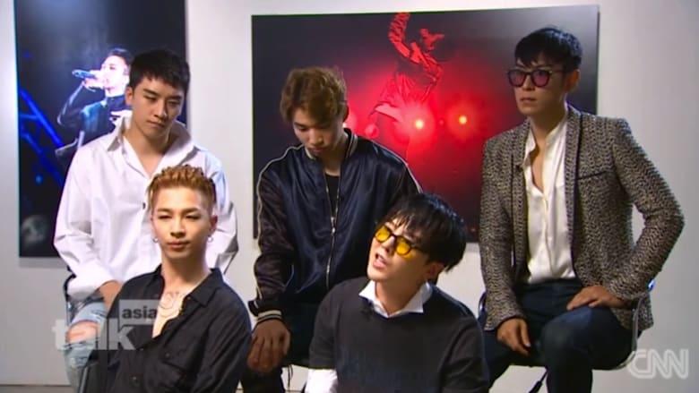 """قابلوا """"Big Bang"""".. أشهر فرقة غنائية في العالم"""