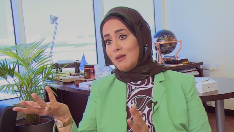 هدى جناحي.. بحرينية بدأت بحفنة دولارات لتمتلك الملايين ويتحدث عنها رئيس أمريكا
