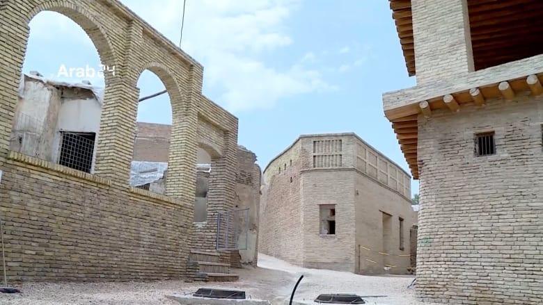 قلعة أربيل الأثرية.. تاريخ يمتد لأكثر من ستة آلاف عام