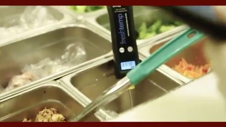 مجسات استشعار وبلوتوث.. هذه أجهزة رقابة سلامة وجبات المطاعم