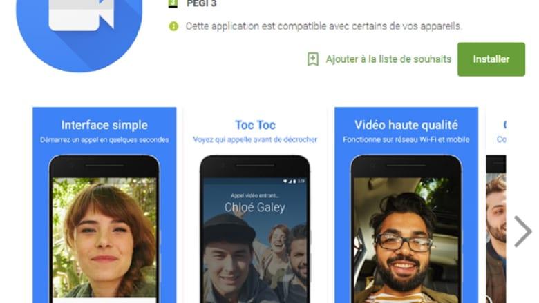مستخدمون يشتكون إيقاف خدمات تطبيق جوجل ديو بالمغرب