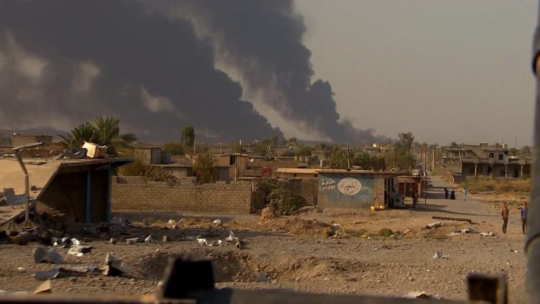 استعدادت أمريكا لدعم العراق لاستعادة الموصل من قضبة داعش