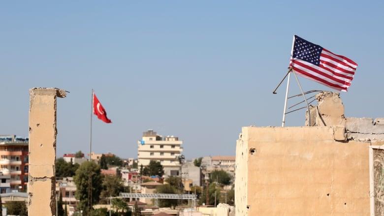 قوات خاصة أمريكية تساعد تركيا في شمال سوريا