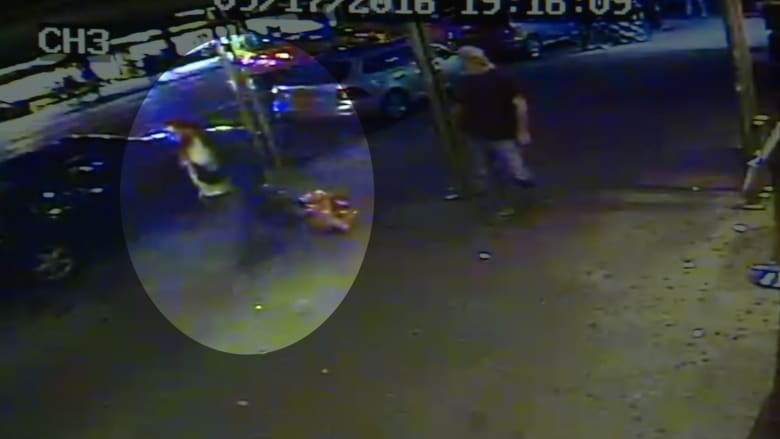 فيديو حصري جديد يظهر المشتبه به بتفجيري ولايتي مانهاتن ونيوجرسي