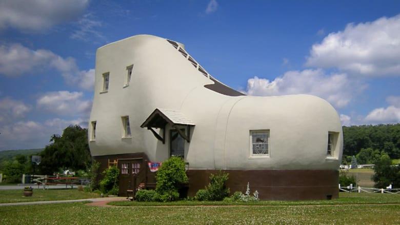 لن تصدّق التصاميم الغريبة لهذه المنازل!