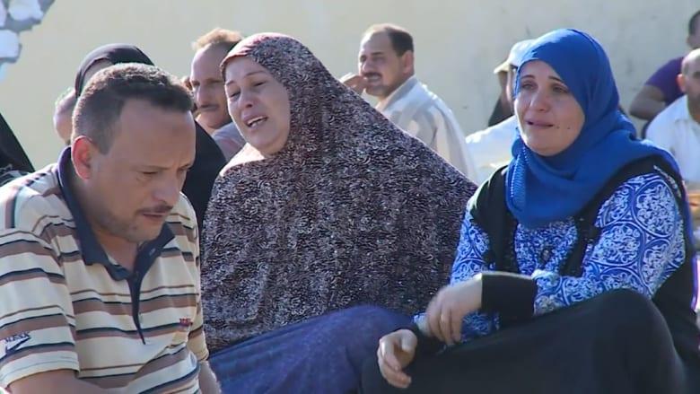 مصر: انتشال 162 جثة بعد غرق قارب هجرة غير شرعية
