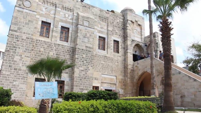 متحف قصر الباشا في غزة.. حلقة وصل بين حقب تاريخية