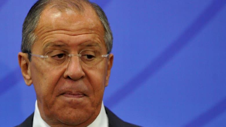 لافروف يزعم اعتذار أمريكا للأسد عن هجوم دير الزور
