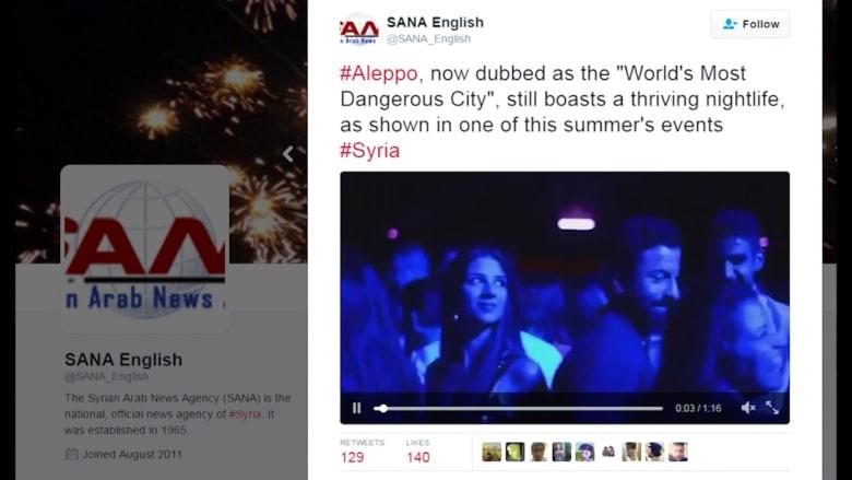 موسيقى ورقص وحفلات.. سوريا تتفاخر بالحياة الليلية في حلب