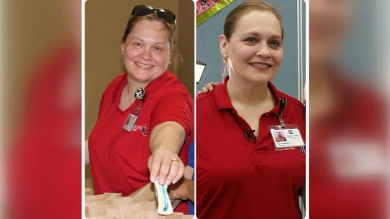 سيدة تخسر 45 كيلوغراما من وزنها بعام.. كيف قامت بذلك؟