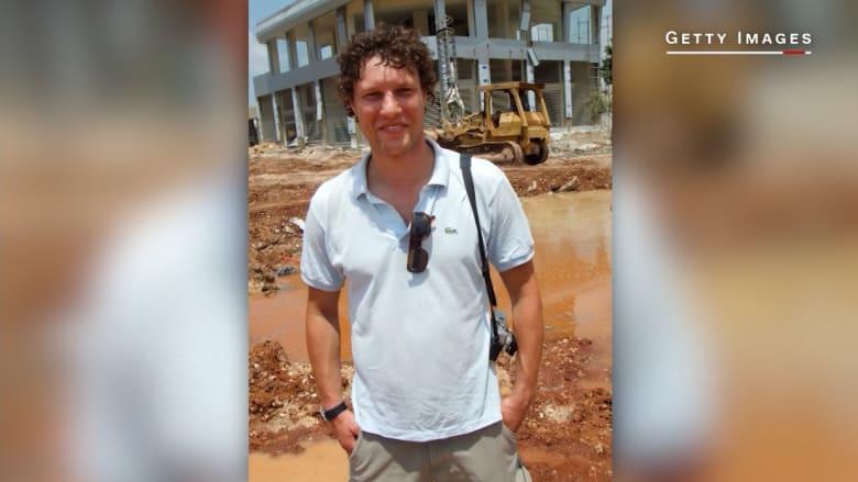 """مقتل صحفي هولندي على يد قناص من """"داعش"""" في ليبيا"""