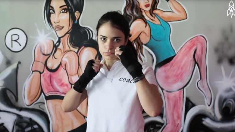 نساء الأردن يتعلمن مهارات قتالية لمواجهة التحرش والاعتداء