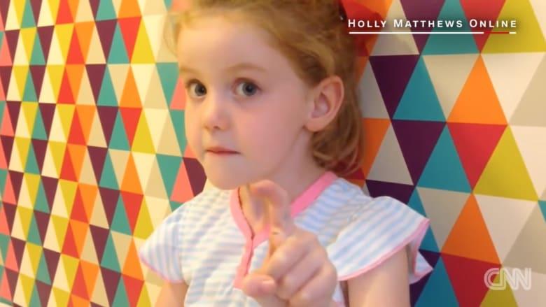 """الفيديو حقق انتشاراً واسعاً.. طفلة غاضبة تعطي """"درساً"""" لرئيسة وزراء بريطانية"""