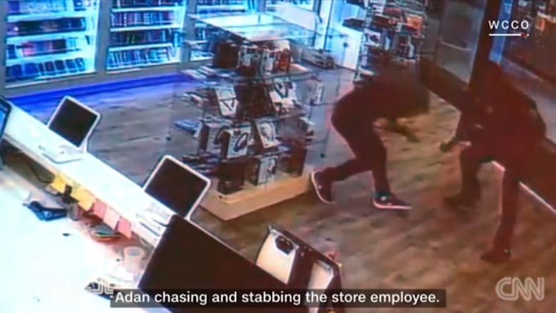 أمريكي طعن 10 أشخاص بعدما سألهم إن كانوا مسلمين.. ونهايته؟