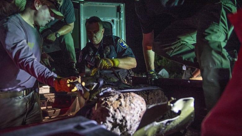 """اكتشاف ذخائر تعود للحرب الأهلية الأمريكية بعد انجلاء إعصار """"ماثيو"""""""