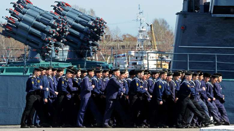 روسيا: نخطط لبناء قاعدة عسكرية بحرية دائمة في مدينة طرطوس السورية