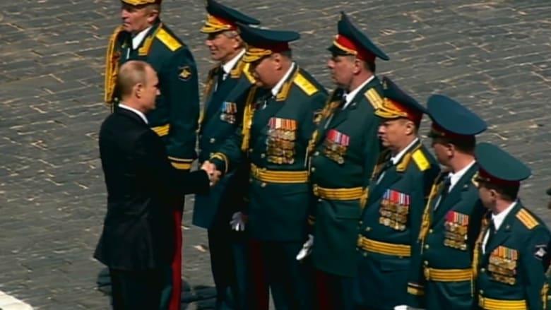 بالفيديو: روسيا تحرك صواريخ نووية على حدود أوروبا