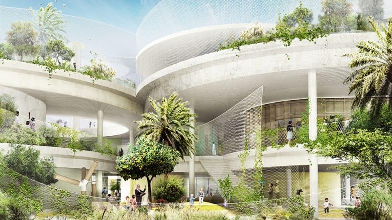 شاهد مستقبل التعليم في مدينة دبي