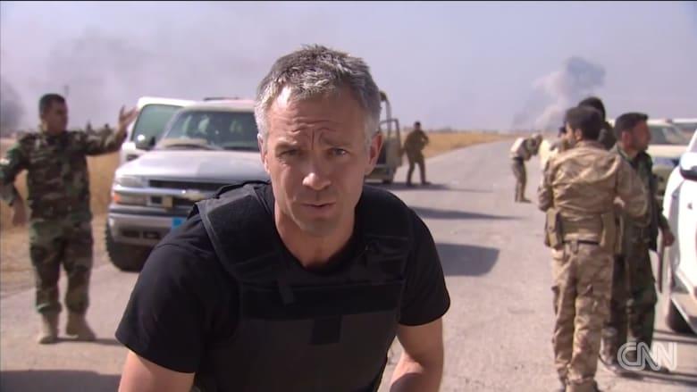 CNN ترصد أحداث معركة تحرير الموصل من قلب الحدث