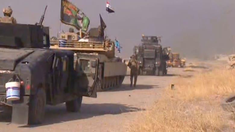 القوات العراقية تحرر برطلة ذات الأغلبية المسيحية من قبضة داعش