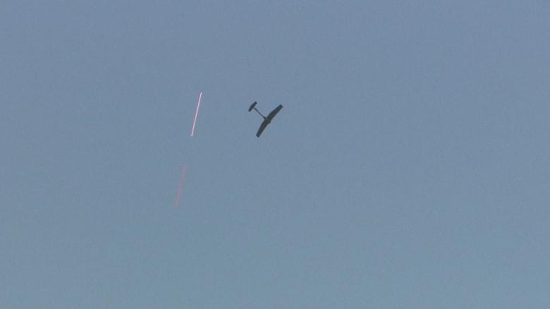 داعش يستخدم طائرات بدون طيار في معركة الموصل