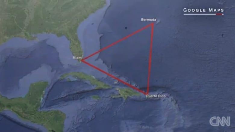 """دراسة تكشف سر مثلث برمودا..والنتيجة """"قنابل هوائية"""" فوق المنطقة"""