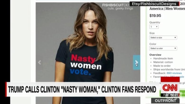 """عاصفة من """"النساء الكريهات"""" في وجه دونالد ترامب"""