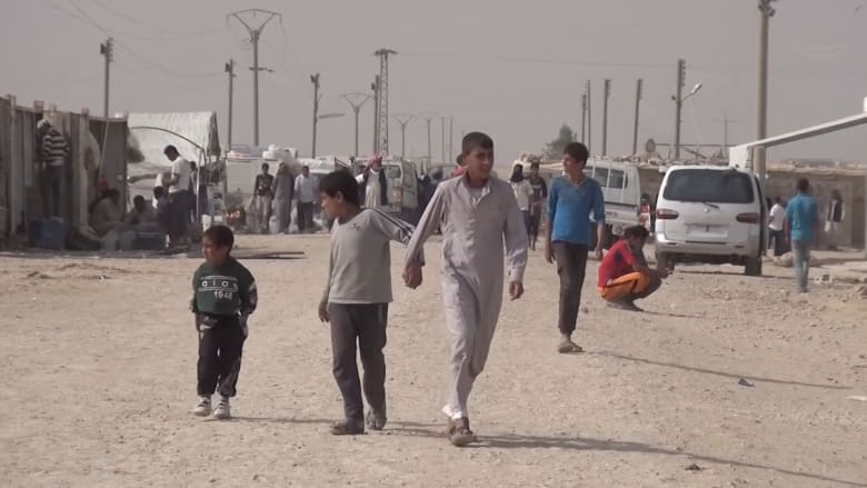 900 نازح عراقي بسوريا وداعش يقتل 232 بالموصل