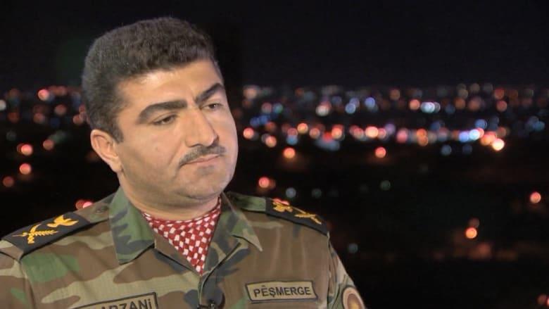 سيروان بارزاني لـCNN: المناطق التي نحررها ستكون ضمن حدود كردستان